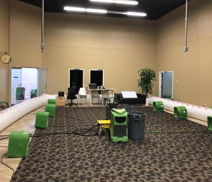 SERVPRO can handle any size water loss