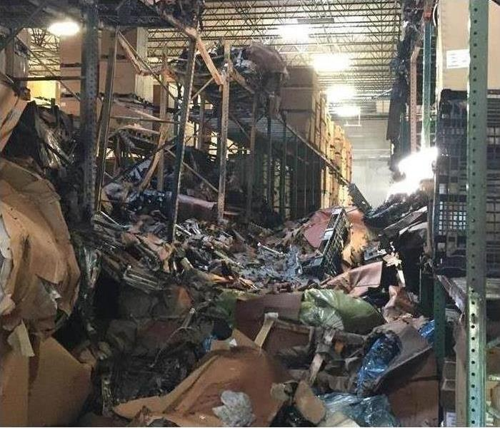 Why SERVPRO 3 Steps To Take After a Fire Damages Your Business
