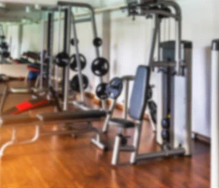 Water Damage Withstanding Water Damage At Your Hamilton Mill Fitness Center